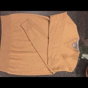 100% 2 ply cashmere sweater